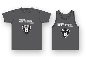 Kettlebell Shirt Rotterdam Kettlebell Academy