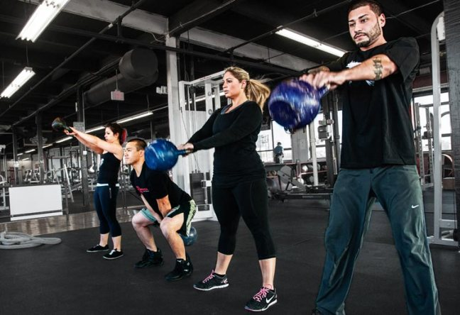 Sportschool Fitness Rotterdam