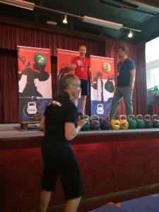 NK Kettlebell Sport