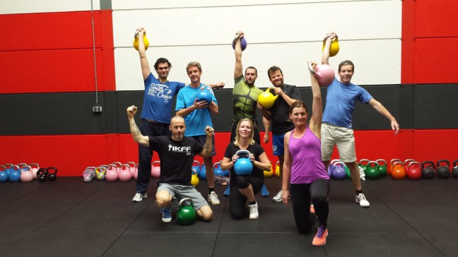 Kettlebell workshop