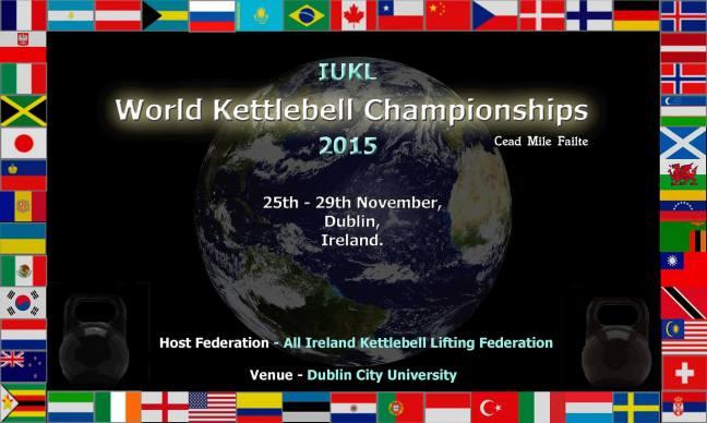 WK Kettlebell Sport - IUKL World Kettlebell Championships