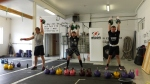 IKFF Certified Kettlebell Trainer Level 2 – Barry Andre 4