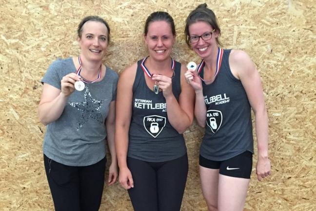 NK Kettlebell Sport 2016