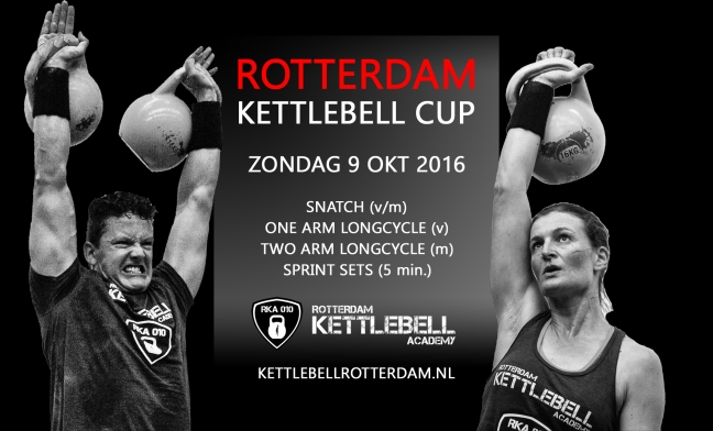 Rotterdam Kettlebell Cup 2016