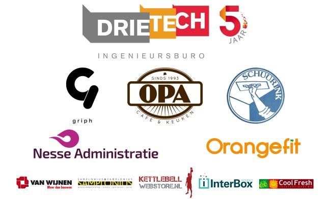 Rotterdam Kettlebell Cup 2016 Sponsors