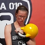 Face of Kettlebell Sport