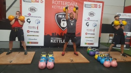 Wat is kettlebell sport