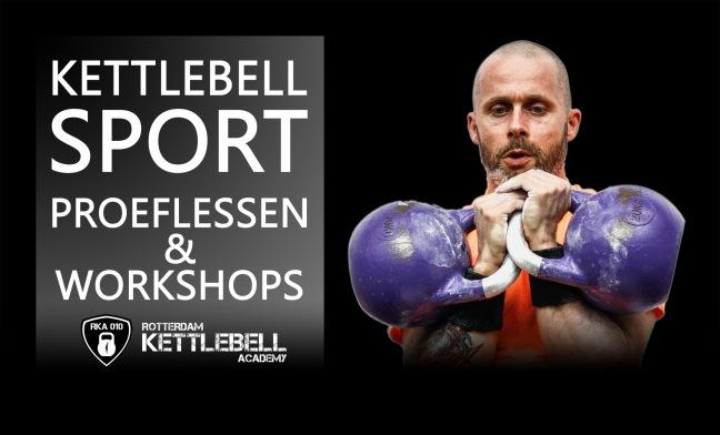 Waarom trainen met kettlebells