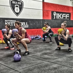 Kettlebell Sport Training – Gratis Proefles