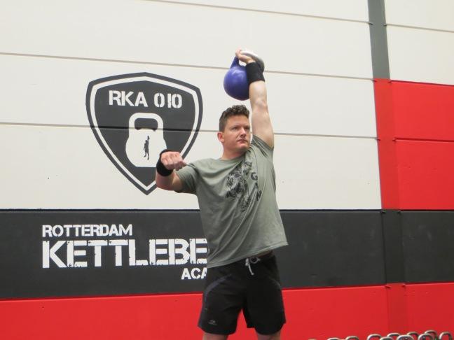 Ervaring Timo Rotterdam Kettlebell Academy