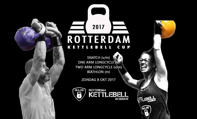 Rotterdam Kettlebell Cup 2017