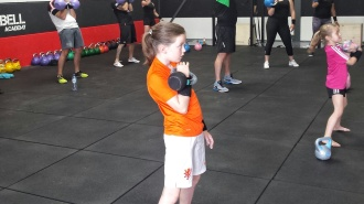 Kettlebell Kids Teens