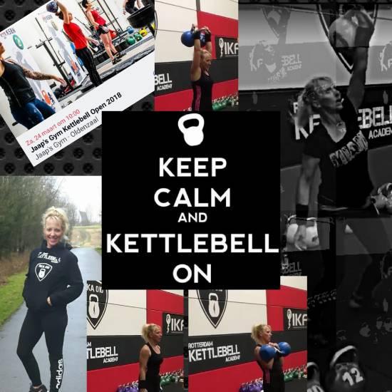 Ervaring Anja Rotterdam Kettlebell Academy