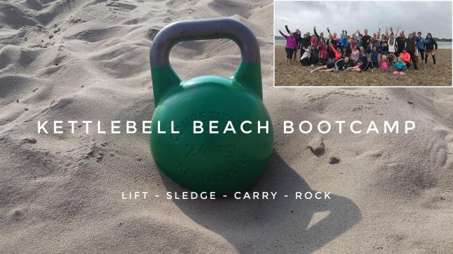 Kettlebell Beach Bootcamp