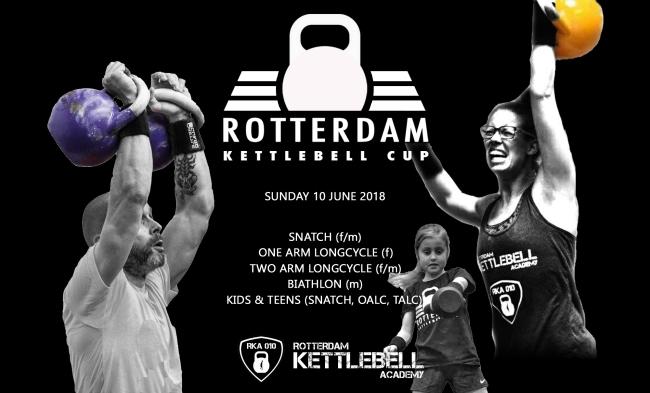 Rotterdam Kettlebell Cup