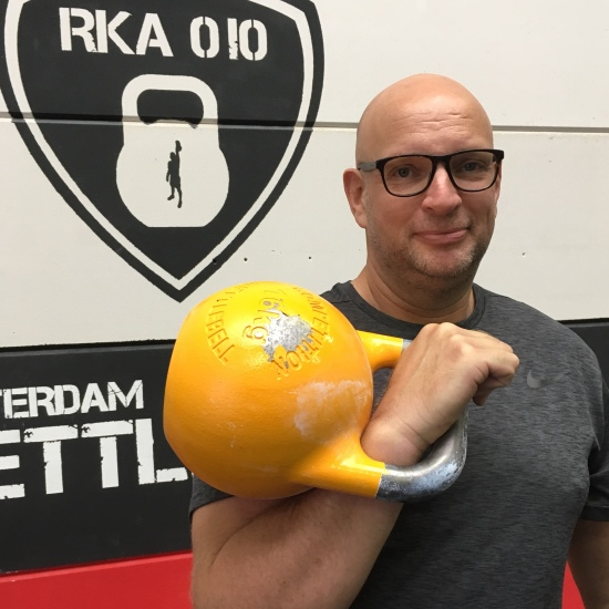 Review Menno Rotterdam Kettlebell Academy