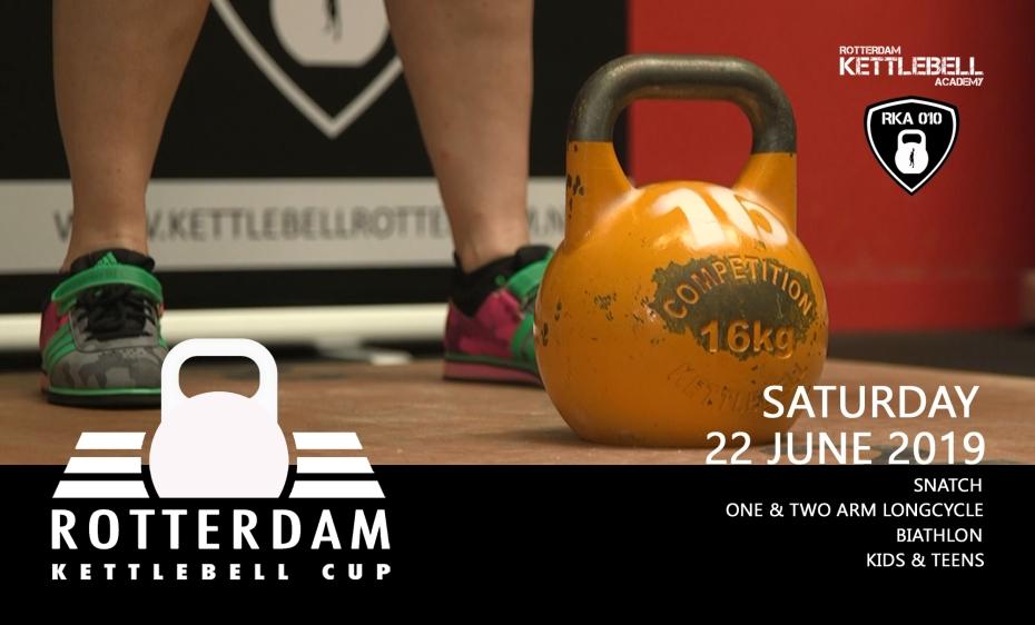 Rotterdam Kettlebell Cup 2019