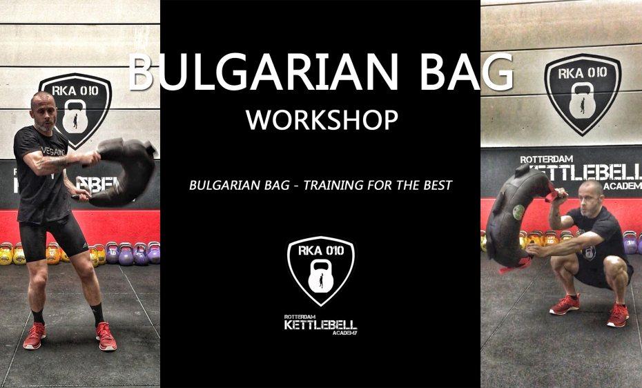 Bulgarian Bag Workshop Rotterdam