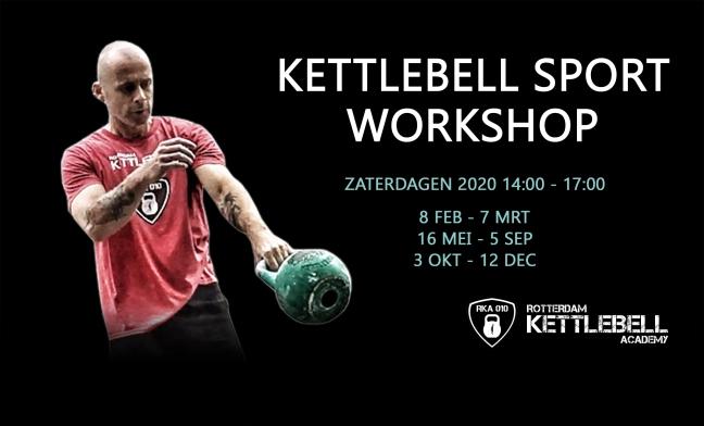 Kettlebell Sport Workshop