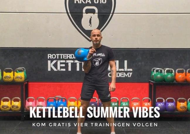 Kettlebell Summer Vibes