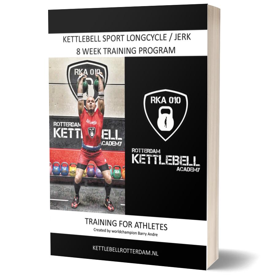 Kettlebell Sport Longcycle and Jerk 8 Week Training Program