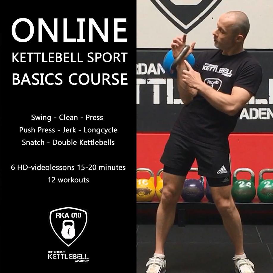 Online Kettlebell Sport Basics Course